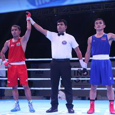 Boxing: Amit Panghal, Shiva Thapa and Sachin Siwach in fine form, enter semi-finals of India Open