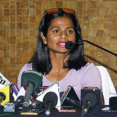 Dutee Chand seeks external affairs minister's help to get visa for competing in European races