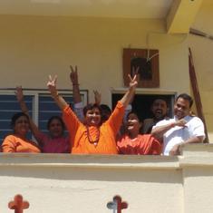 लोकसभा चुनाव : भोपाल से प्रज्ञा ठाकुर जीतीं, गुना संसदीय सीट से ज्योतिरादित्य सिंधिया की हार