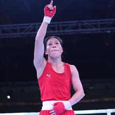 Boxing: Mary Kom to represent Punjab Royals in Big Bout League, Zareen goes to Odisha Warriors