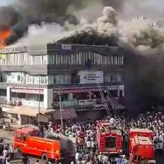 Surat fire: Gujarat High Court orders state government to submit detailed report