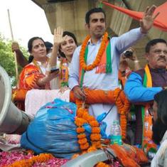 'You lose everything the day you lose your conscience,' Gautam Gambhir tells Arvind Kejriwal