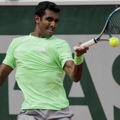 Wimbledon: Tough start for Prajnesh as he draws 2016 finalist Milos Raonic in first round