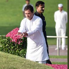 'Many democratic nations degenerated into dictatorships': Rahul Gandhi pays tribute to Nehru