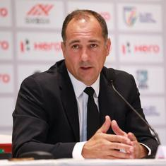 Football: New coach Igor Stimac warns India of tough King's Cup campaign after off-season