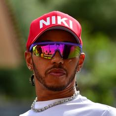 Formula One: Excited to be back for Hungarian GP, says Hamilton as he eyes Schumacher's record