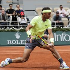 French Open, day 2 men's roundup: Former champions Nadal, Djokovic, Wawrinka advance to second round