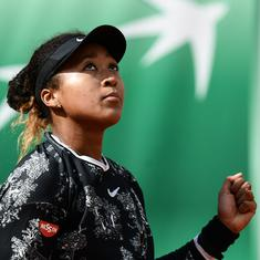 Tennis: Naomi Osaka reaches Pan Pacific Open final after straight-set win over Elise Mertens