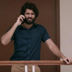 Find somebody to look at you the way women look at Arjun Reddy