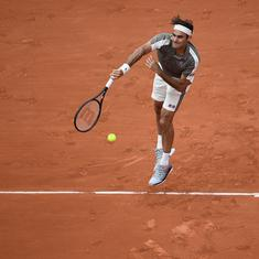Roger Federer to make comeback at Madrid Open on clay alongside Rafael Nadal and Novak Djokovic