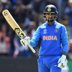 KL Rahul insists India keen to continue World Cup winning momentum against England