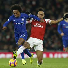 Europa League final: Chelsea, Arsenal take local rivalry to distant Baku in pursuit of silverware