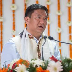 Arunachal Pradesh: BJP leader Pema Khandu sworn in as chief minister