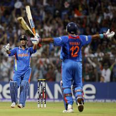 Great moments: When Dhoni's masterclass in 2011 World Cup final ended India's 28-year wait for title