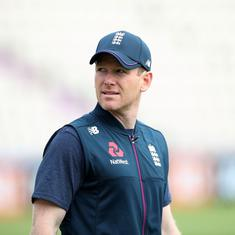 'Platform for every kid': Eoin Morgan says World Cup win will change cricket's profile in England