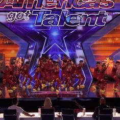 Watch: Mumbai dance group V.Unbeatable's performance stuns audiences on 'America's Got Talent'