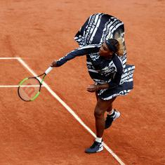 Serena Williams undecided over French Open as organisers' announce two-hotel stay for players