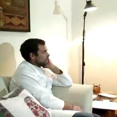 Rahul Gandhi meets Sharad Pawar amid reports of merger between Congress and NCP