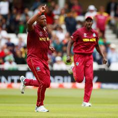 Oshane Thomas is overweight, needs to work hard on his fitness: Former Windies pacer Franklyn Rose