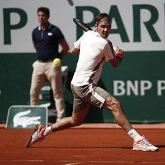 French Open, Day 6 men's roundup: Federer wins 400th Slam match; Nadal, Nishikori battle through