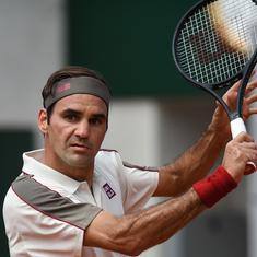 Laver Cup: Roger Federer beats Nick Kyrgios in super tie-break to put Europe ahead