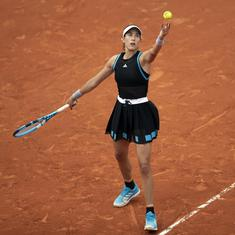 French Open, day 6 women's roundup: Second seed Pliskova stunned, Muguruza overpowers Svitolina