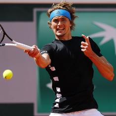 French Open, Day 7 men's roundup: Del Potro, Zverev, Tsitsipas, Wawrinka soldier into fourth round