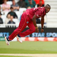 No Andre Russell as West Indies name ODI and T20 squads for India tour