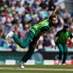 World Cup 2019: South Africa's Imran Tahir ready for 'sad and tearful' exit from ODI cricket