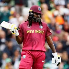 Pakistan is one of the safest places in the world, says West Indies batsman Chris Gayle