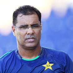 Coronavirus: Don't think cricket should resume soon, even in empty stadiums, says Waqar Younis