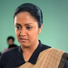 'Raatchasi' trailer: Jyothika goes back to school for her latest movie