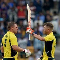 क्रिकेट विश्व कप : ऑस्ट्रेलिया ने अफगानिस्तान को सात विकेट से हराया