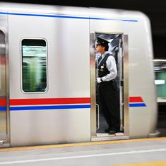Japan: 14 injured as automated train goes the wrong way, crashes into buffer stop