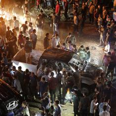 Syria: At least 13 people killed in car bomb blast in Azaz, say reports