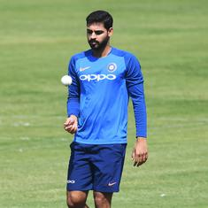 Bhuvneshwar undergoes sports hernia surgery; fit-again Prithvi leaves for NZ to join India A team