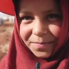 Watch: These Syrian children have some heartfelt answers for what they want on Eid this year