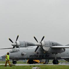 The big news: Indian Navy and ISRO join search for missing IAF AN-32 plane, and 9 other top stories