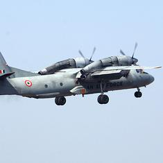 The big news: Search for missing IAF aircraft with 13 on board continues, and nine other top stories