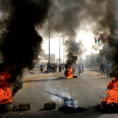 Sudan: Military chief calls for elections after 35 killed in clashes between troops and protestors