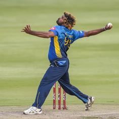 T20 captain Lasith Malinga not named in Sri Lanka's second residential cricket camp