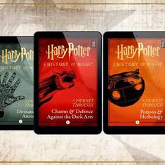 Watch: Four new Harry Potter ebooks on what he studied at Hogwarts are coming. Here is a refresher