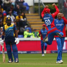 World Cup 2019: From 144/1 to 201 all out, Sri Lanka collapse against Afghanistan
