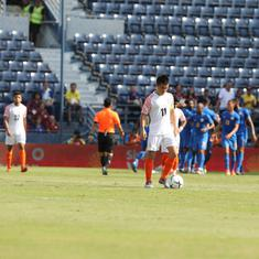 King's Cup, India vs Curacao, as it happened: Blue Tigers lose 1-3