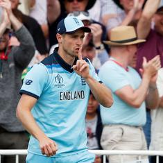 World Cup 2019: Defeat to Pakistan was no car crash for England, says Chris Woakes