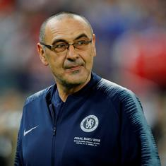 Juventus to announce Maurizio Sarri as new coach soon: Reports