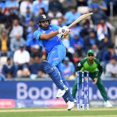 World Cup: Rohit Sharma's form the biggest positive for India from tournament opener, says Srikkanth
