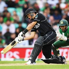World Cup, Bangladesh vs New Zealand live: Taylor, Henry star in Black Caps' thrilling win