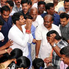 Karnataka: Start preparing for Assembly elections, CM Kumaraswamy's son tells JD(S) workers