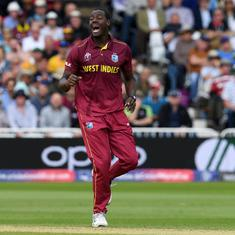 World Cup 2019: Carlos Brathwaite fined for breaching ICC Code of Conduct against India